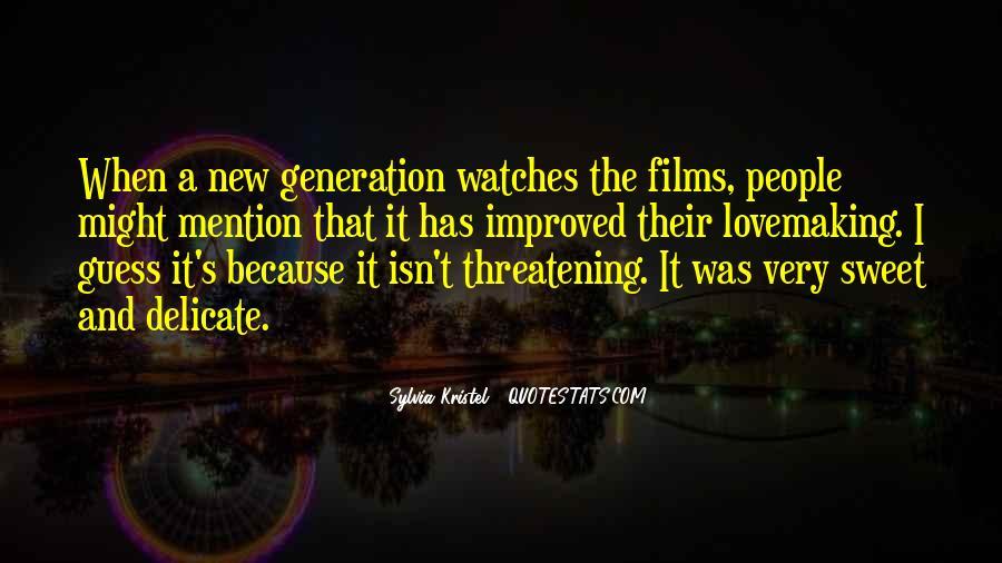 Sylvia Kristel Quotes #214331