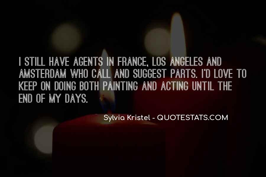 Sylvia Kristel Quotes #420264