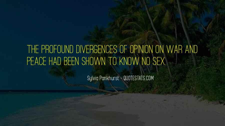 Sylvia Pankhurst Quotes #1601068