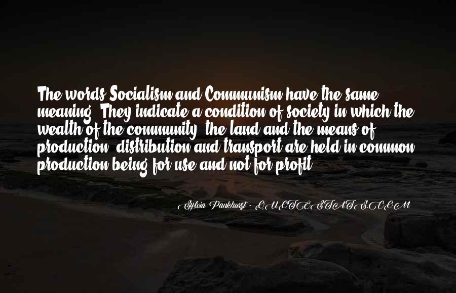 Sylvia Pankhurst Quotes #205827