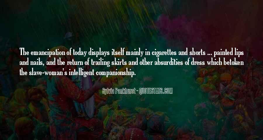 Sylvia Pankhurst Quotes #266009