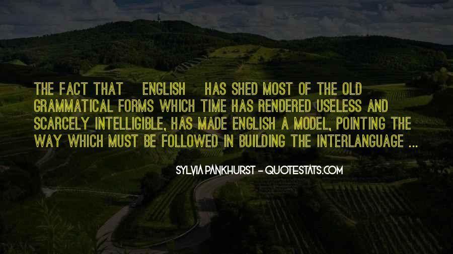 Sylvia Pankhurst Quotes #409066
