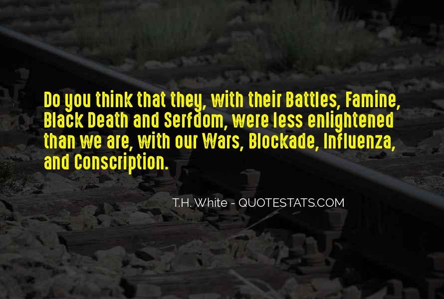 T.H. White Quotes #105826