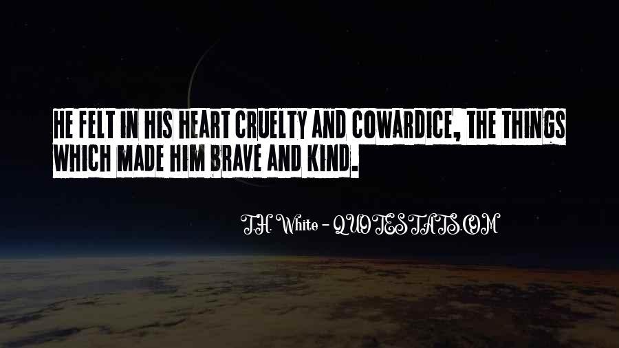T.H. White Quotes #1219353