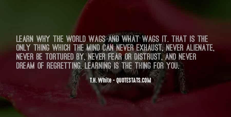 T.H. White Quotes #1219743