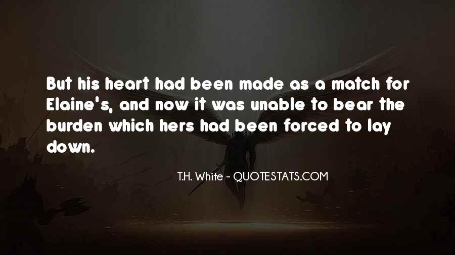 T.H. White Quotes #1278501