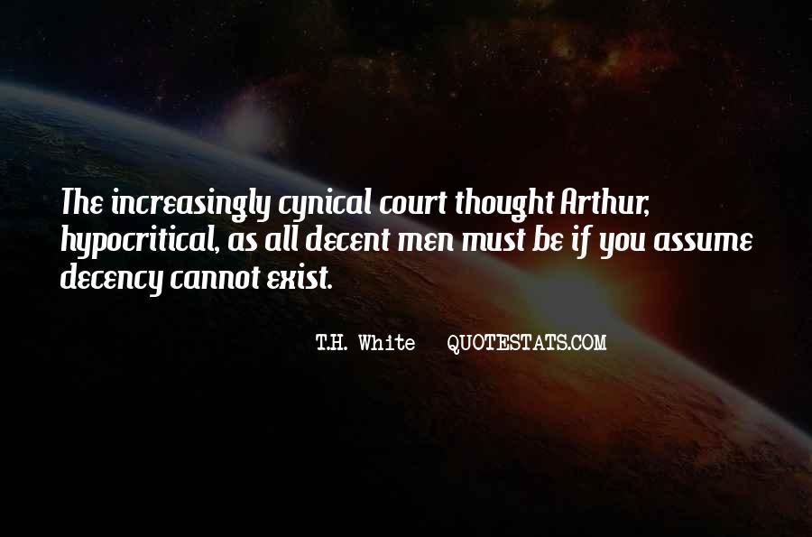 T.H. White Quotes #1336671