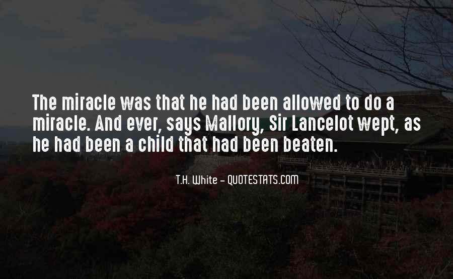 T.H. White Quotes #1500547