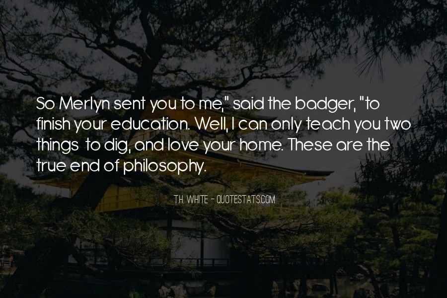 T.H. White Quotes #1610675