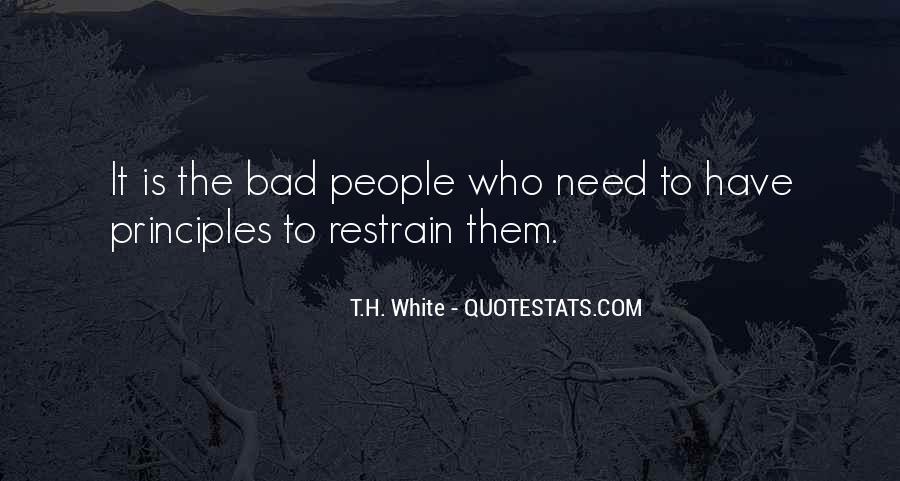 T.H. White Quotes #1622719