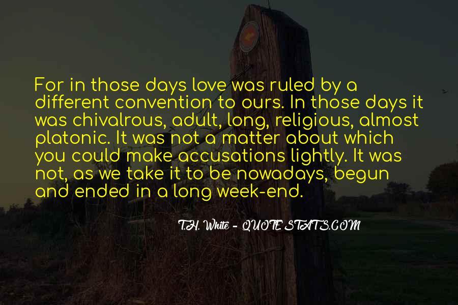 T.H. White Quotes #1664792