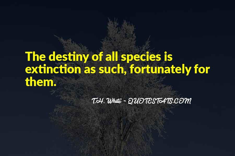 T.H. White Quotes #1681588