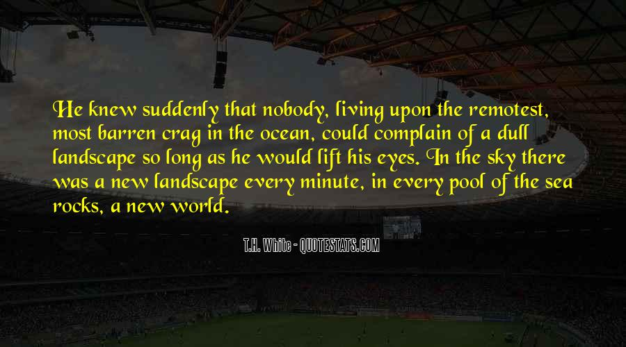 T.H. White Quotes #1724806