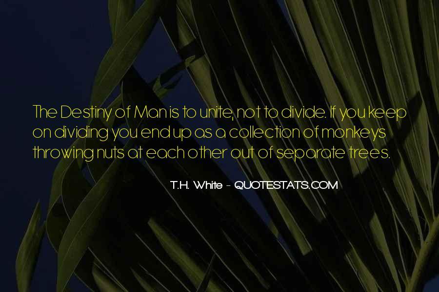 T.H. White Quotes #1727700