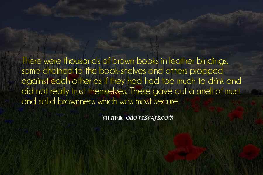 T.H. White Quotes #1731876