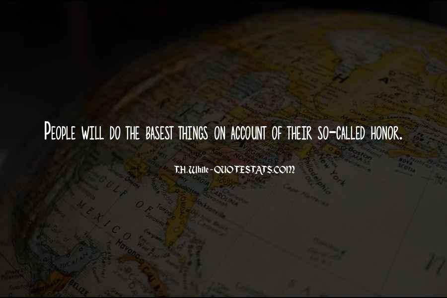 T.H. White Quotes #1741701
