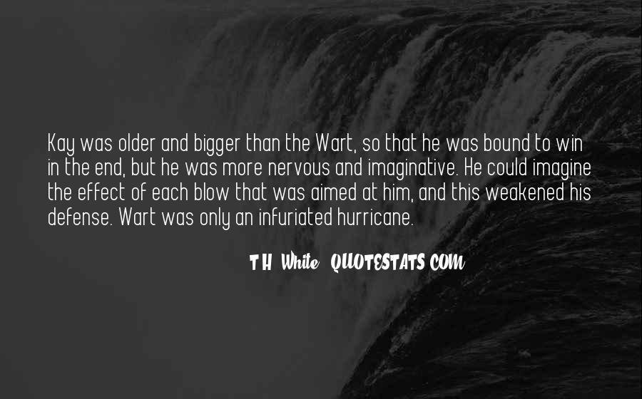 T.H. White Quotes #1816715