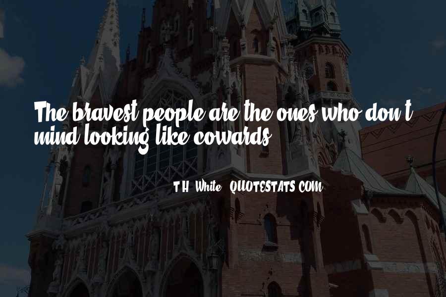 T.H. White Quotes #18633