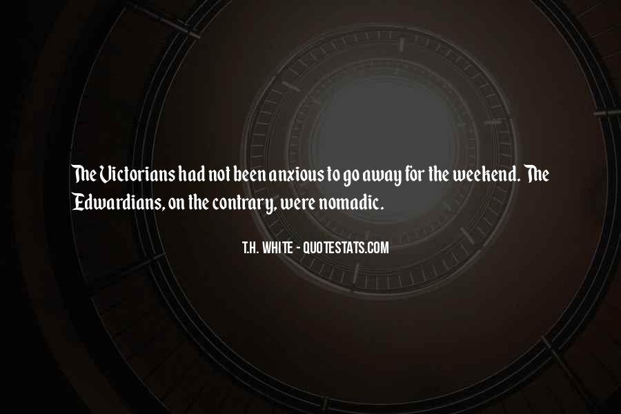 T.H. White Quotes #191409