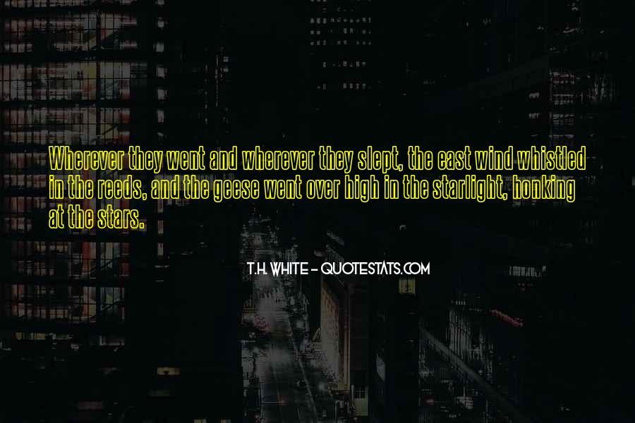 T.H. White Quotes #196114