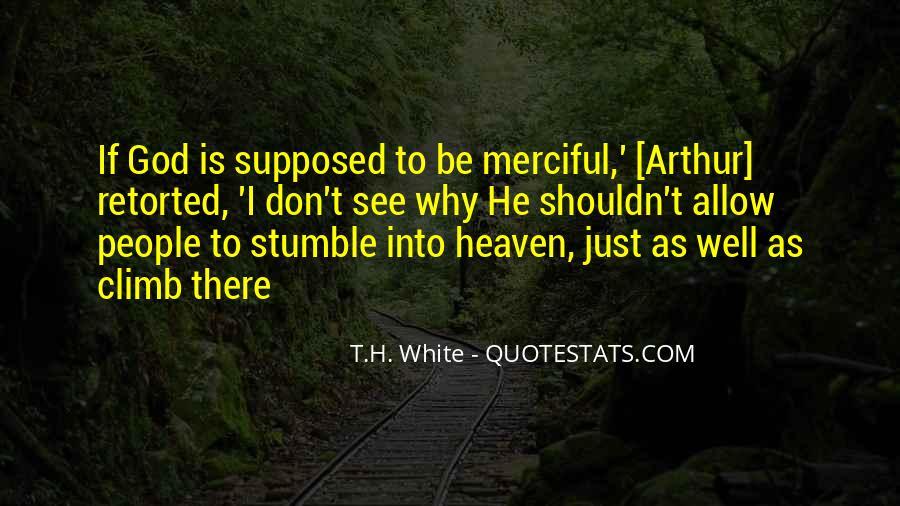 T.H. White Quotes #231012