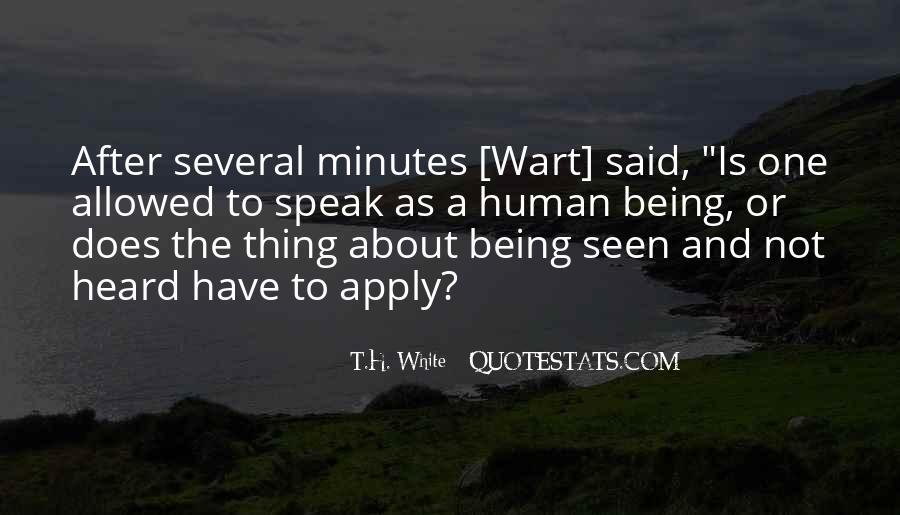 T.H. White Quotes #315223