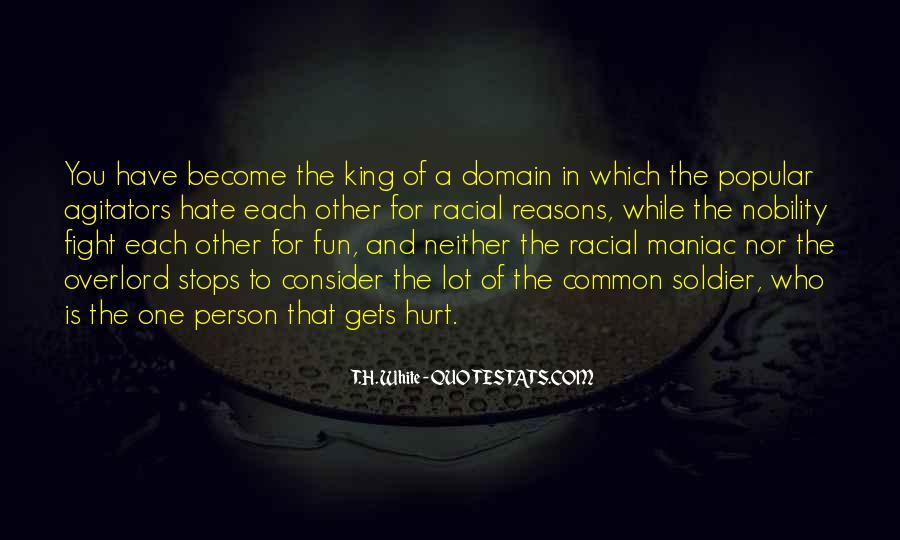 T.H. White Quotes #336138