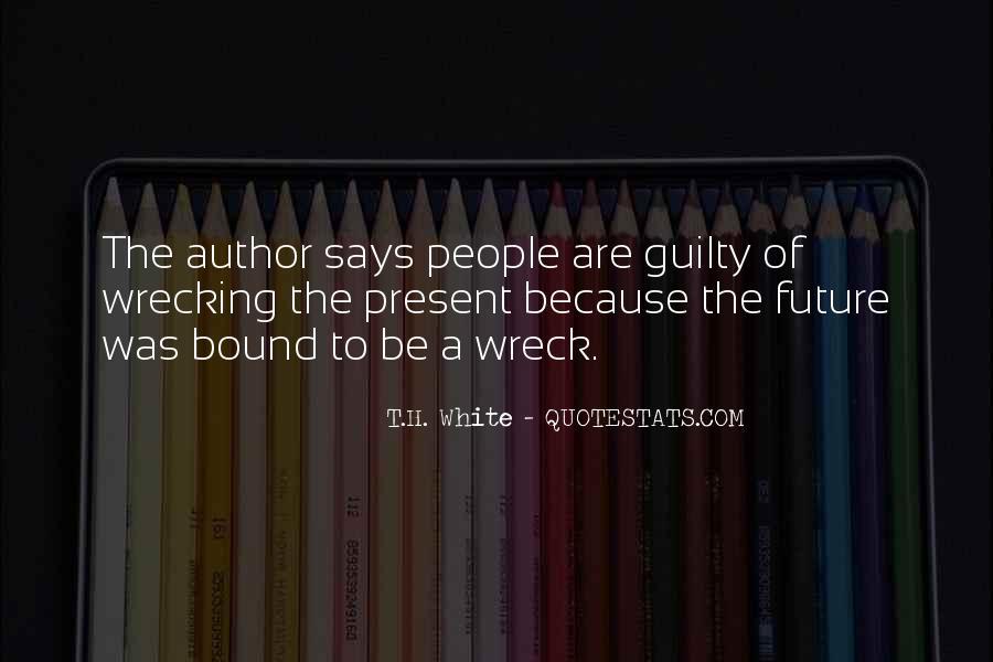 T.H. White Quotes #44261