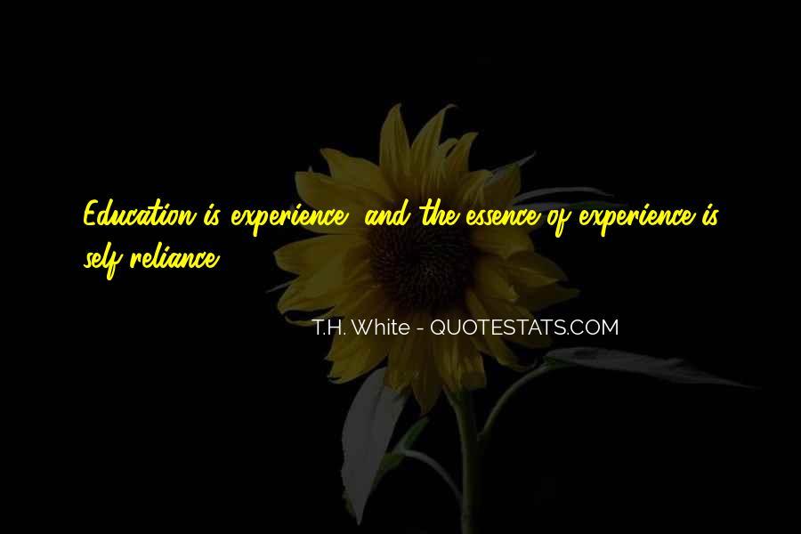 T.H. White Quotes #708732