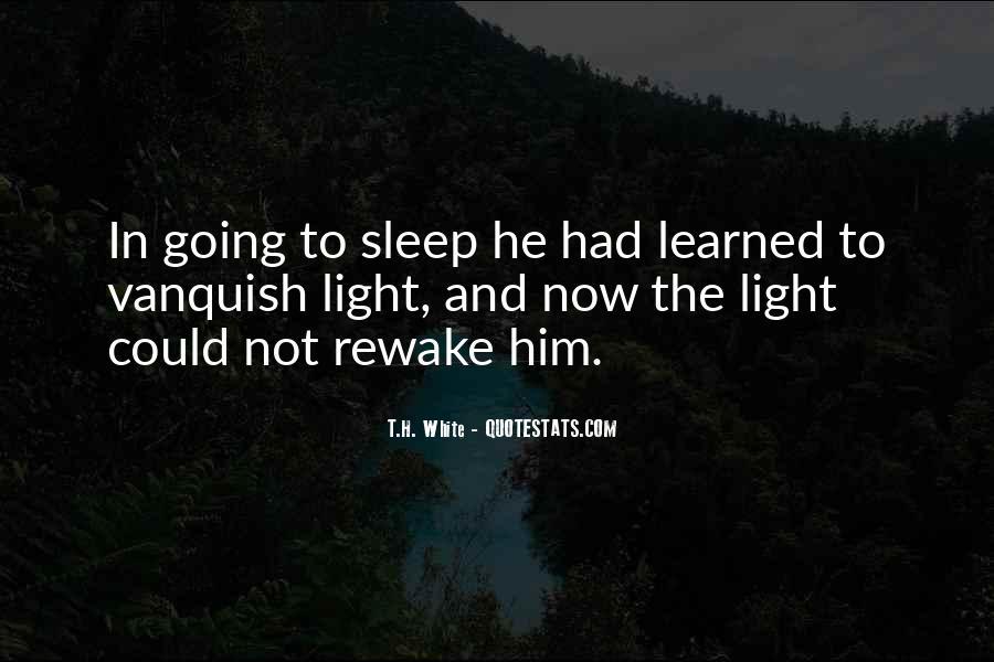 T.H. White Quotes #73237