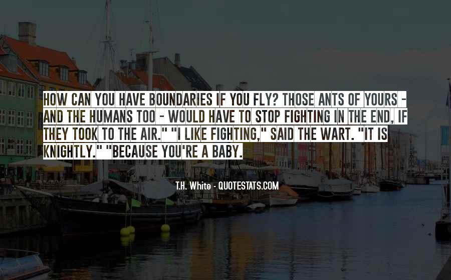 T.H. White Quotes #74515