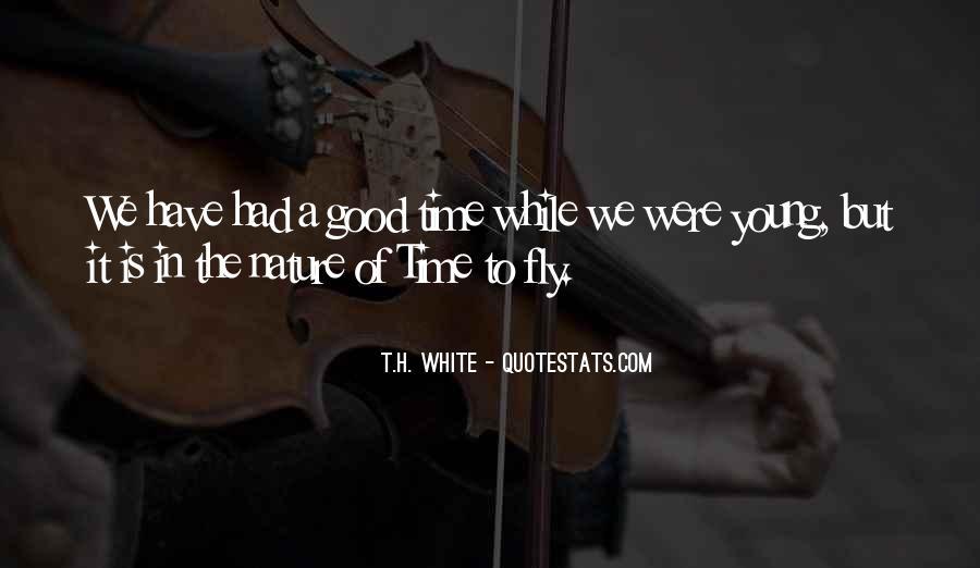 T.H. White Quotes #759585