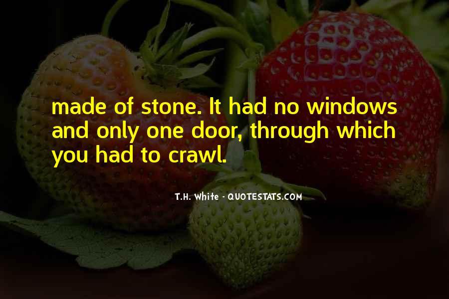 T.H. White Quotes #781350