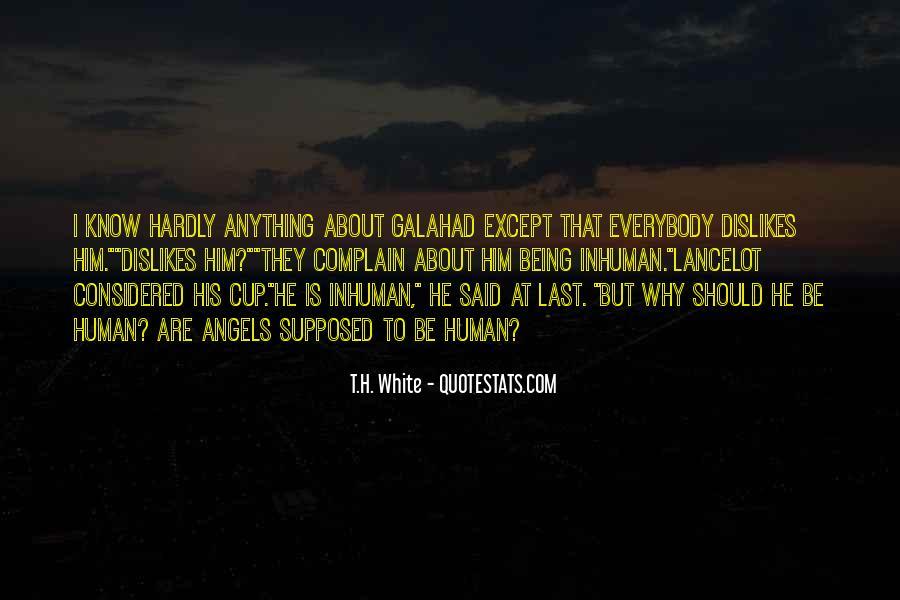 T.H. White Quotes #840288