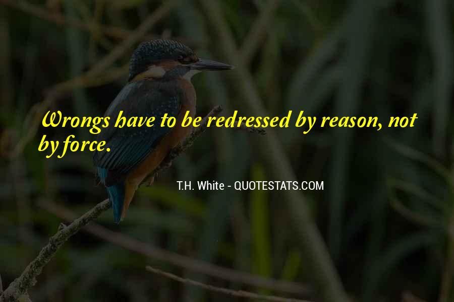 T.H. White Quotes #939786