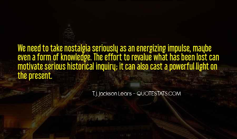 T. J. Jackson Lears Quotes #1222274