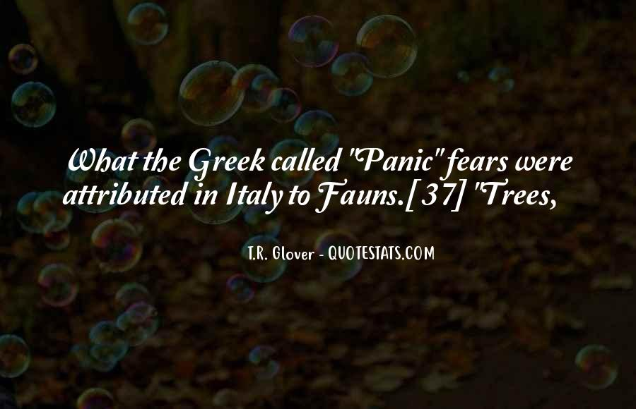 T.R. Glover Quotes #1600982