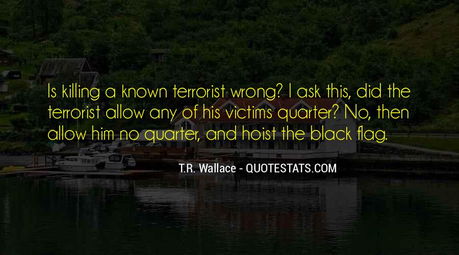 T.R. Wallace Quotes #297706