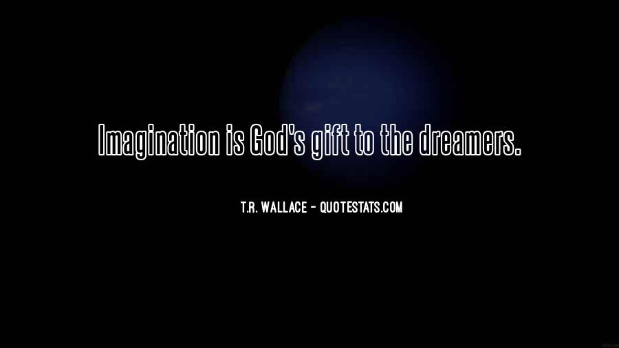 T.R. Wallace Quotes #767611