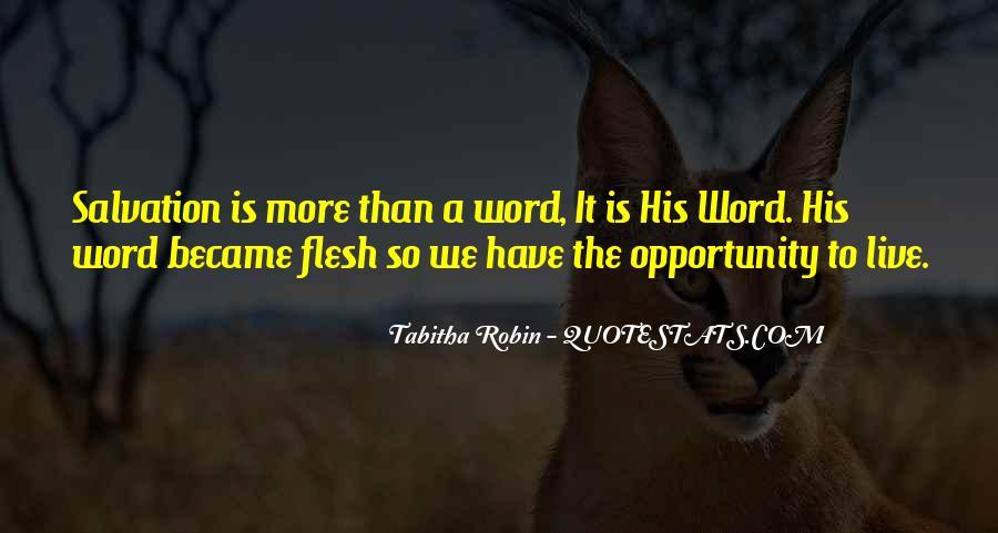 Tabitha Robin Quotes #826662