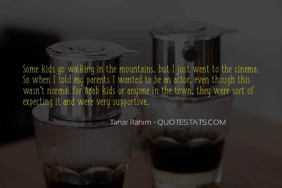 Tahar Rahim Quotes #1015013