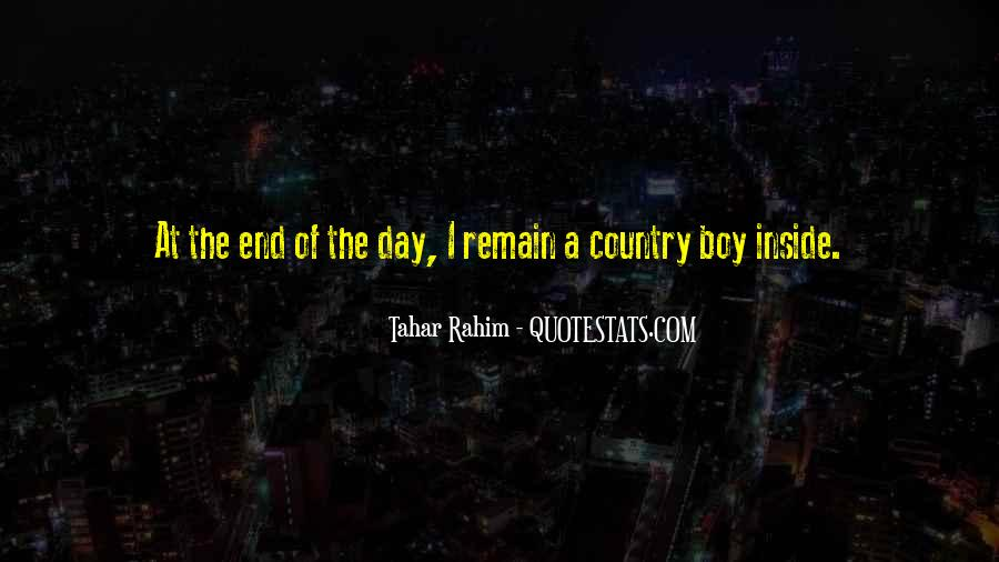 Tahar Rahim Quotes #218135