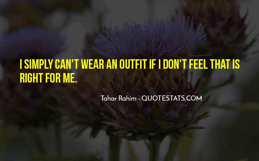 Tahar Rahim Quotes #338545