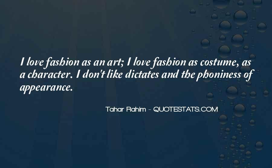 Tahar Rahim Quotes #574638