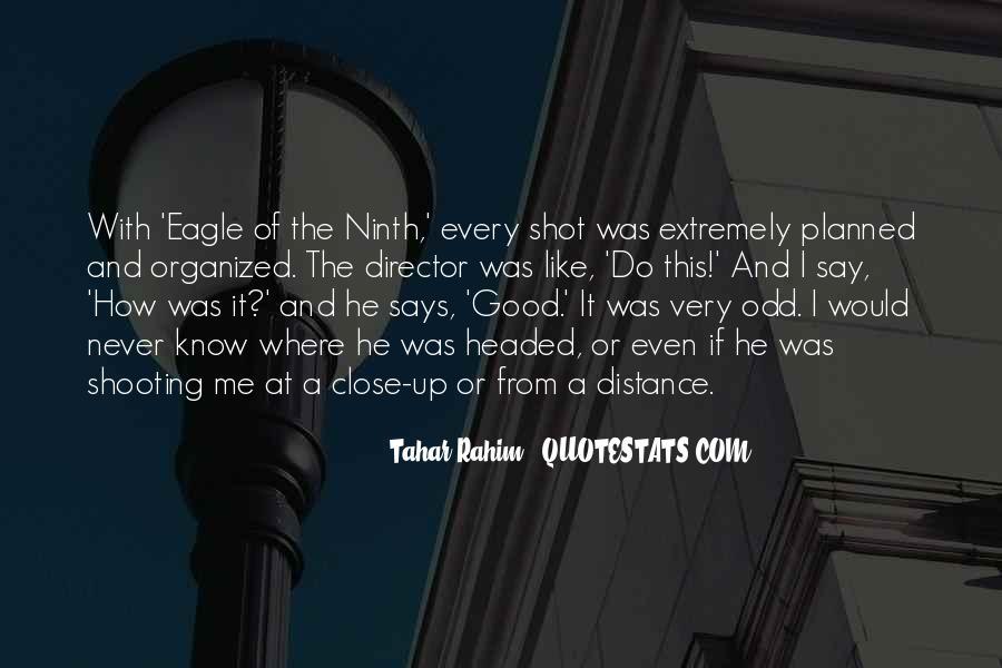 Tahar Rahim Quotes #888946
