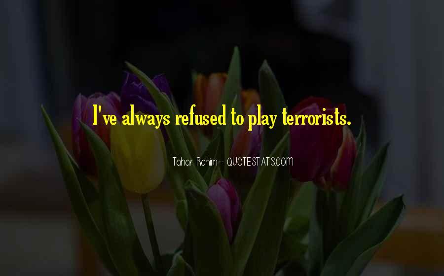 Tahar Rahim Quotes #902121