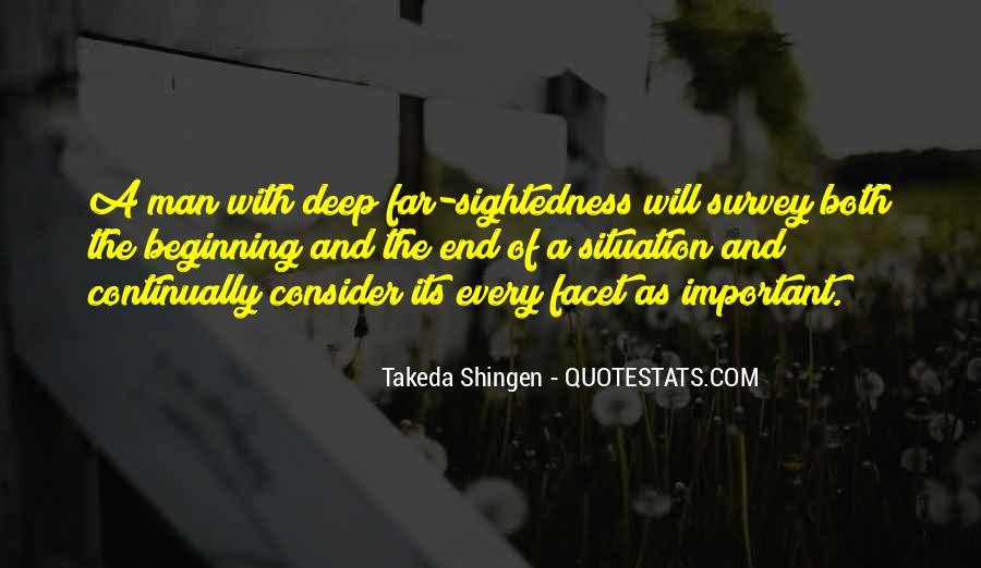 Takeda Shingen Quotes #1670368
