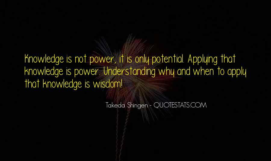 Takeda Shingen Quotes #1847128