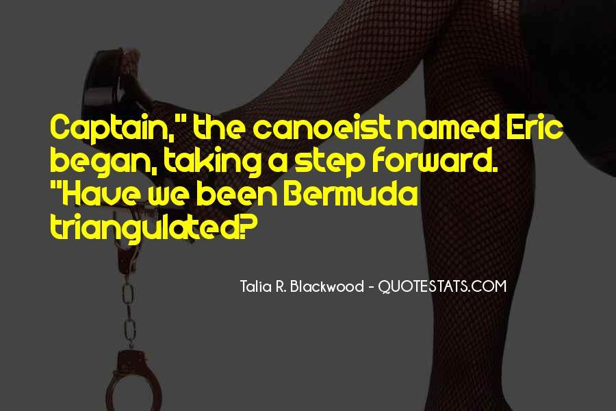 Talia R. Blackwood Quotes #1246823