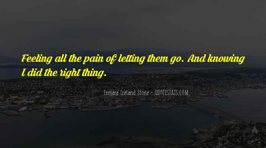 Tamara Ireland Stone Quotes #123319